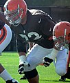 Joe Thomas, Browns training camp.jpg