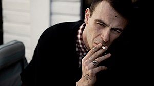 Joe Gilgun - Joe Gilgun on the set of This Is England
