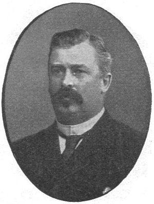 Johan Thorne - Johan Henrik Paasche Thorne