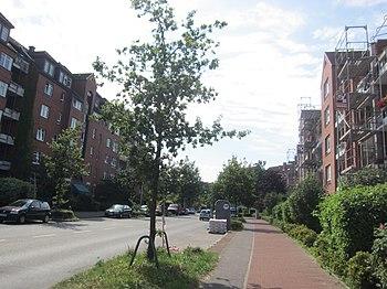 Johann-Fleck-Straße, 2012