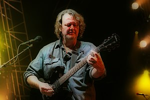 John Bell (musician) - Bell onstage performing with Widespread Panic