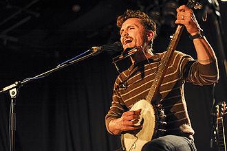 John Butler (musician) - John Butler performing in Perth (2012)