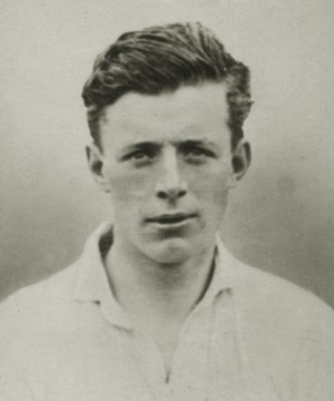 John Thain (footballer) - Thain while with Brentford in 1922.