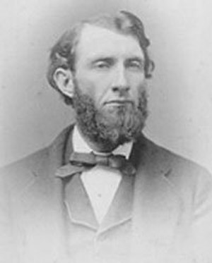 John Burgess (political scientist) - John W. Burgess