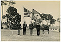 Joint Army Navy formation at the Civil Affairs Staging Area in 1945..jpg