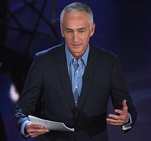 Democratic Party presidential debates and forums, 2016 - Image: Jorge Ramos (23708193404) (cropped)