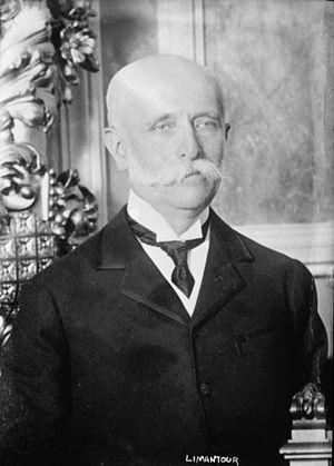 Treaty of Ciudad Juárez - José Yves Limantour, Díaz's advisor who encouraged him to step down from the Presidency