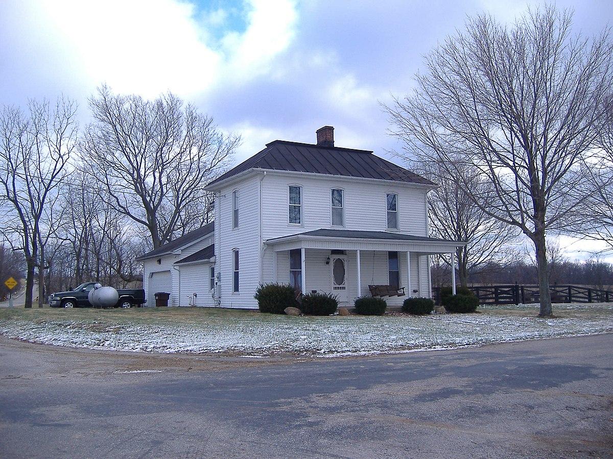 Pickaway County Ohio Estate Realtors Second Chance Properties Management