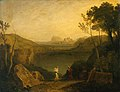 Joseph Mallord William Turner (1775-1851) - Aeneas and the Sibyl, Lake Avernus - N00463 - National Gallery.jpg
