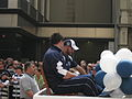 Josh Hunt, Paul Chapman, Grand Final parade.jpg