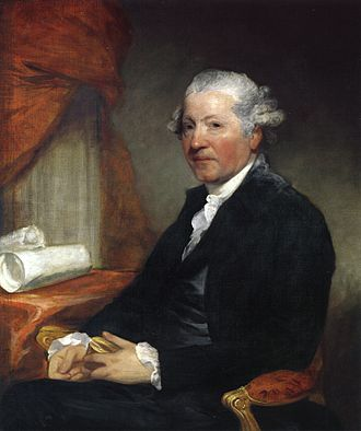1784 in art - Image: Joshua Reynolds by Gilbert Stuart 1784
