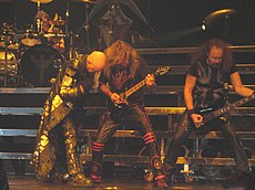 Judas Priest en el VH1 Rock Honors 2005