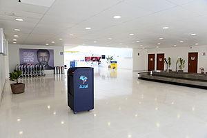 Zona da Mata Regional Airport - Juiz de Fora Airport
