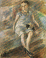 JulesPascin-1926-Girl with a Puppy.png