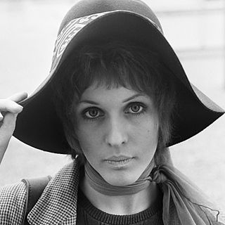 Julie Driscoll Tippetts English singer and actress