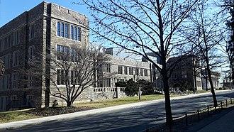 Princeton University Department of Economics - The Julis Romo Rabinowitz Building at Princeton University, home to the Department of Economics