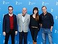Julius Ševčík & Cast Photo Call A Prominent Patient Berlinale 2017 02.jpg