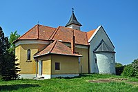 Jur nad Hronom, kostol sv. Juraja, Slovensko.jpg