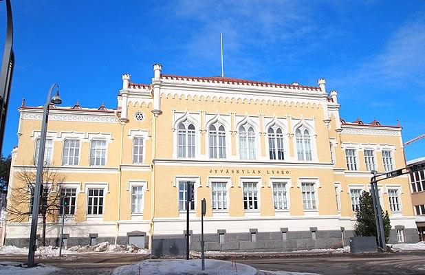 Jyväskylän Lyseon lukio