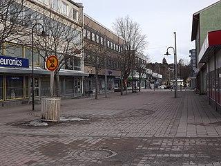 Karis Former town in Uusimaa, Finland
