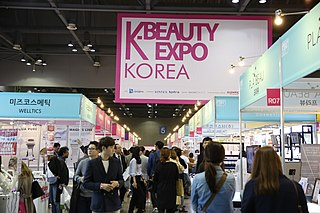 K-Beauty Umbrella term for skin-care products that derive from South Korea
