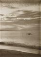 KITLV - 158777 - Kurkdjian - Sourabaia-Java - Sunset on the roadstead at Manado - circa 1900.tiff