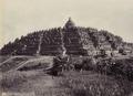 KITLV - 172128 - Kurkdjian - Soerabaia - Borobudur in Magelang - circa 1920.tiff
