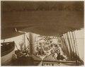 KITLV - 39064 - Muller, Julius Eduard - Paramaribo - Immigrants are inspected upon arrival in Paramaribo on the ship - circa 1885.tif