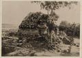 KITLV 40062 - Kassian Céphas - South-east side of the Vishnoetempel of Prambanan near Yogyakarta - 1889-1890.tif