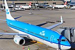 KLM Boeing 737 PH-BCD at Zurich Airport (40485150693).jpg