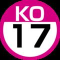 KO-17 station number.png