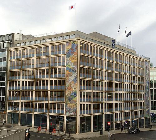 japans ambassade i oslo - wikiwand - Japanische Huser