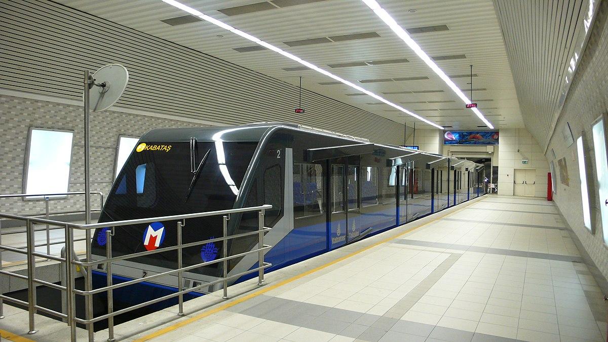 F1  Istanbul Metro   Wikipedia