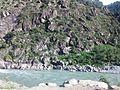 Kalam Mountains and River Swat Beauty - Road to Kalam, Swat, Pakistan.jpg