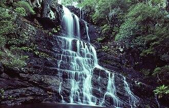 Kanangra-Boyd National Park - Kalang Falls.