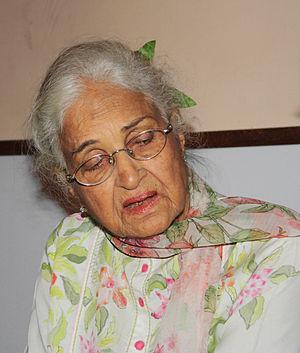 Kamini Kaushal - Kamini Kaushal at Jaipur, 2011