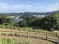 Kammon Strait from Hinoyama Park 2.jpg