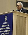 "Kapil Sibal addressing the ""All India Conference of Directors General Inspectors General of Police-2013"", in New Delhi on November 23, 2013.jpg"