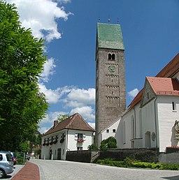 Kapitän-Nauer-Straße in Obergünzburg