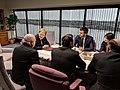 Kaptur welcomes members of Ukrainian Parliament to Toledo, Ohio (44346286040).jpg