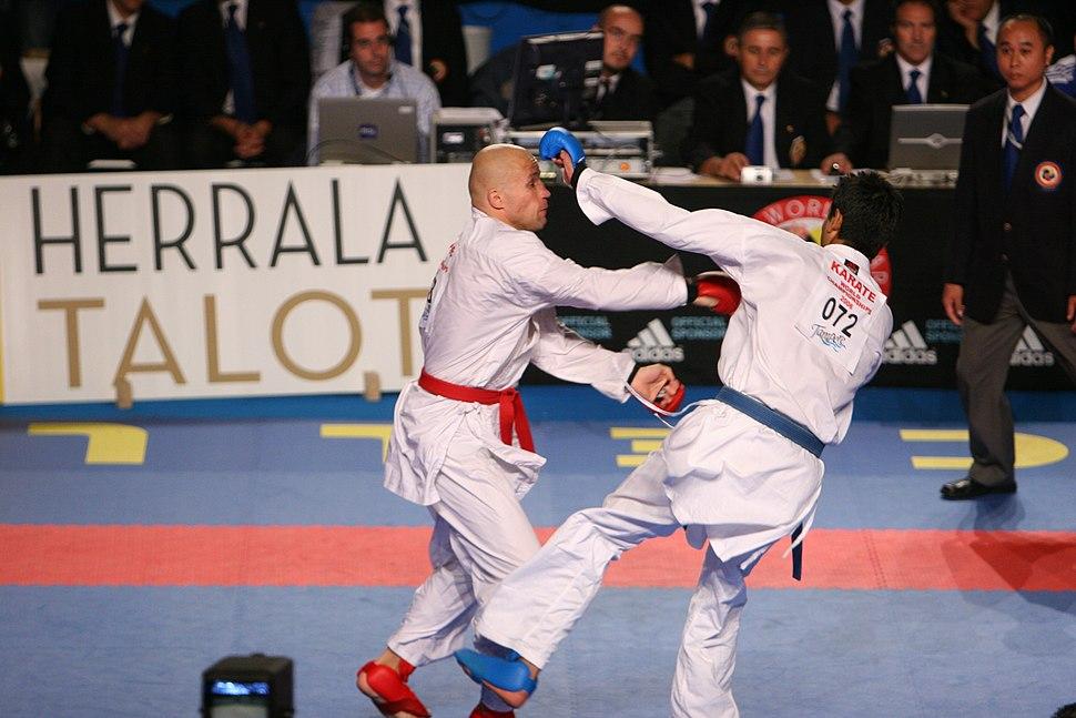 Karate WC Tampere 2006-2