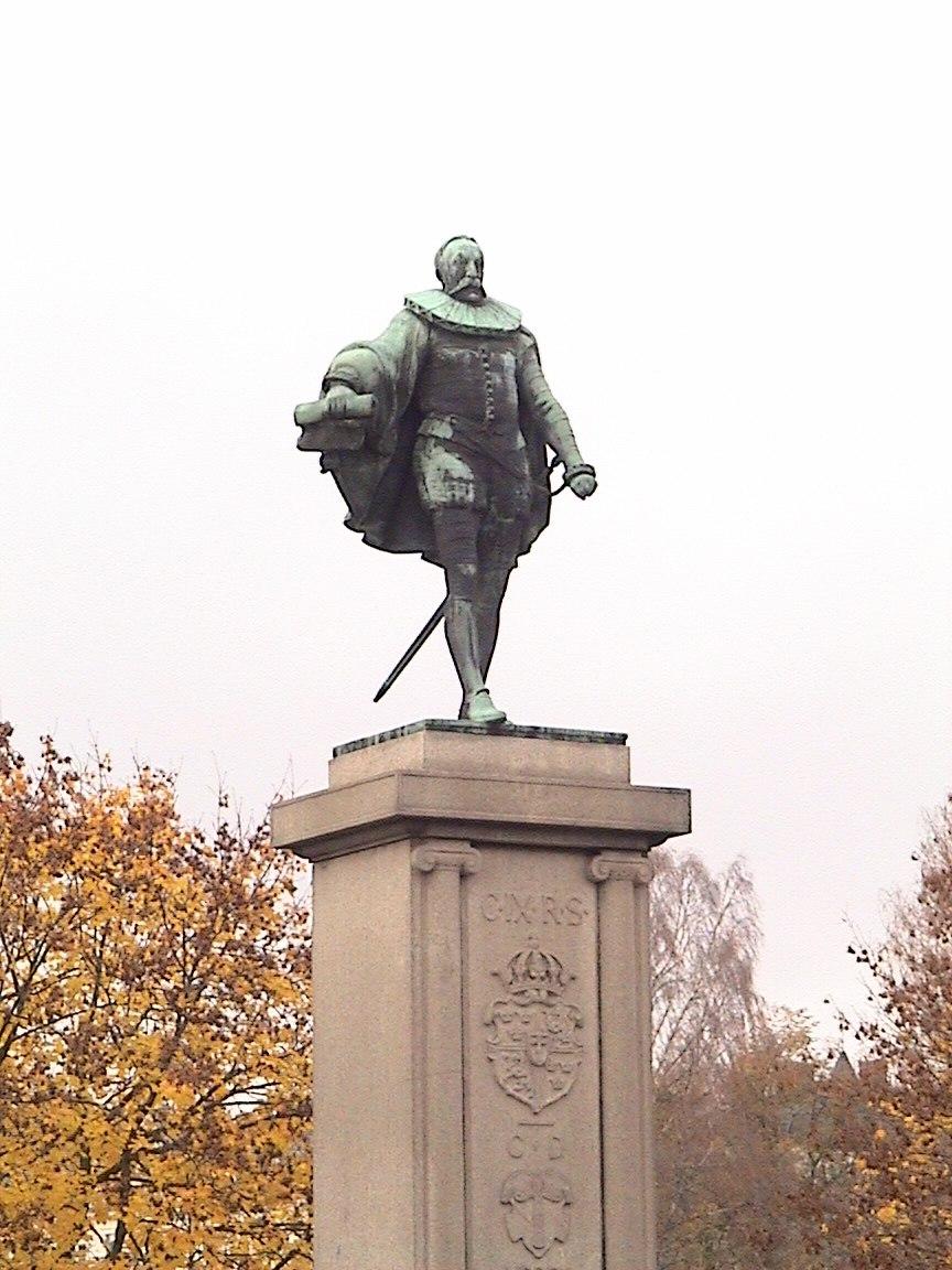 Karl IX Staty Karlstad