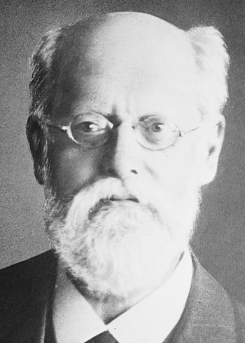 Karl Kautsky, editor of Theories of Surplus Value - Das Kapital