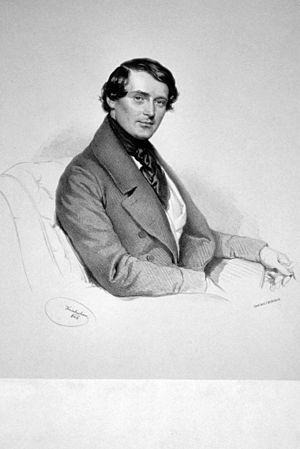 Karl L. Littrow - Karl Ludwig Littrow, 1846