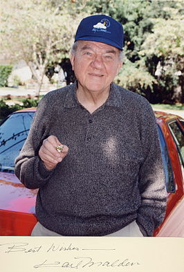 Karl Malden in 1999
