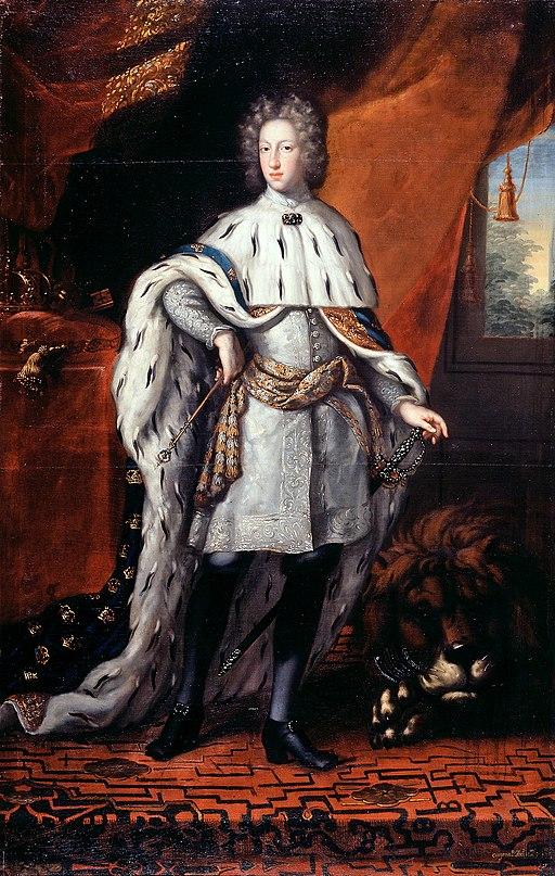 Karl XII 1697
