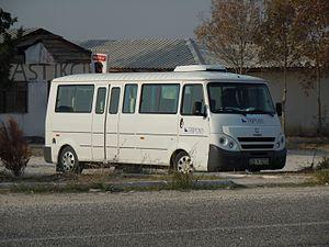 Karsan - Karsan J10 minibus