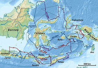 Siboga expedition A Dutch zoological and hydrographic expedition to Indonesia from March 1899 to February 1900.