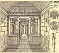 Kasta Tomb, Amphipolis, Greece - Illustration of Caryatids according to findings.jpg