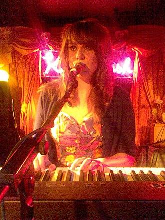 Kate Nash - Nash in 2007